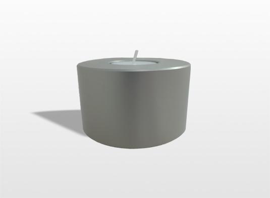 urn-aluminium-geanodiseerd-kleur-zilver-met-asruimte-en-waxinelicht-9-rond-x-5-hoog-cm-inhoud-005-liter-_-6000